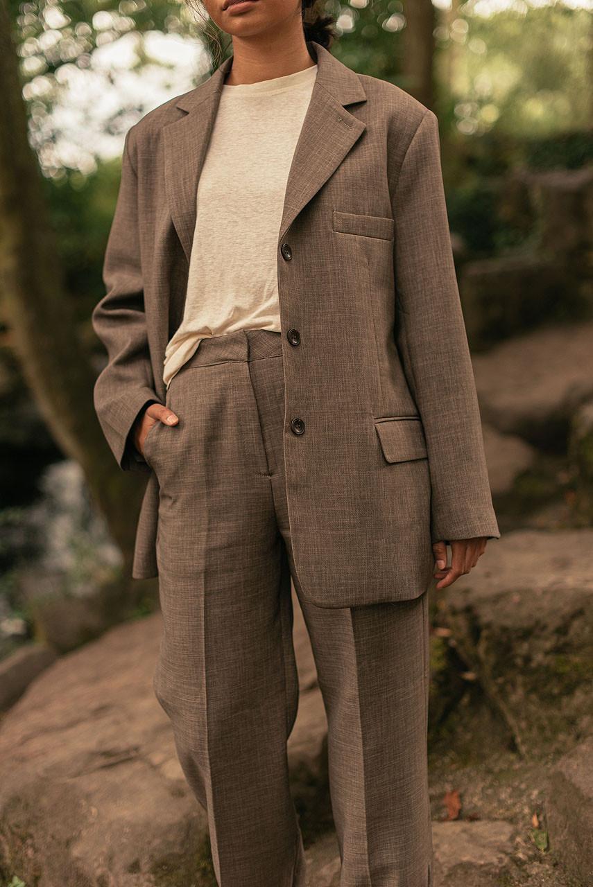 Charing Suit Jacket, Mocha