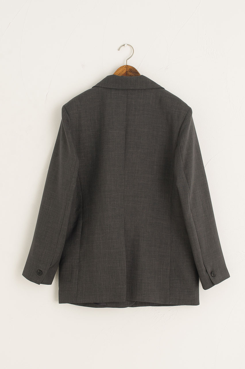 Charing Suit Jacket, Charcoal