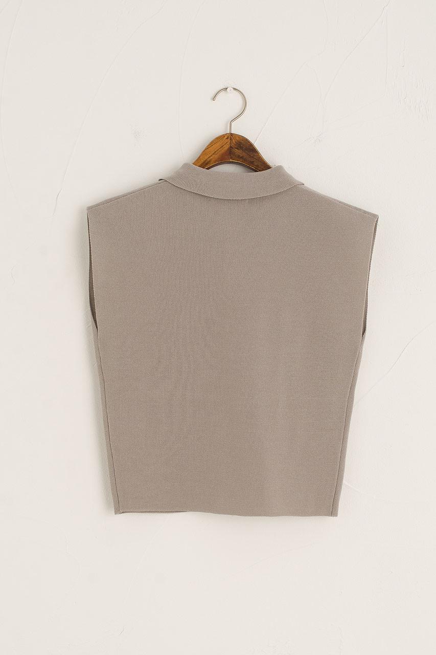 Tisbury Textured Knit, Grey