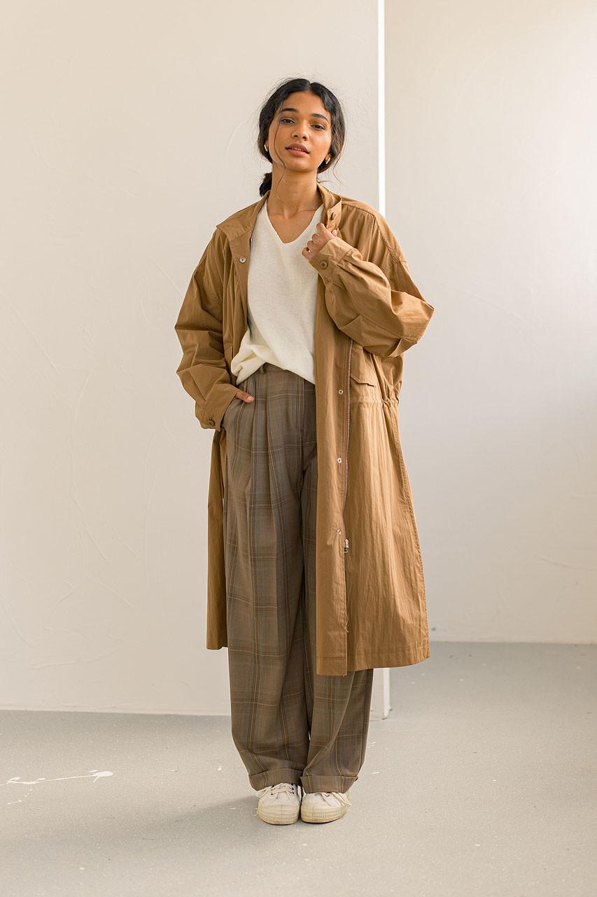 Honor Field Coat, Camel