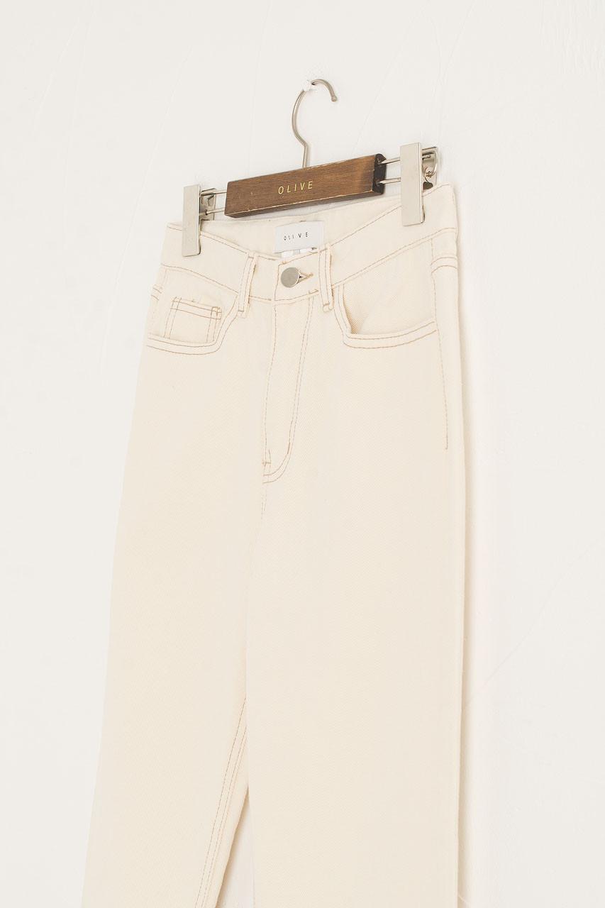 Noa Cream Jean, Cream