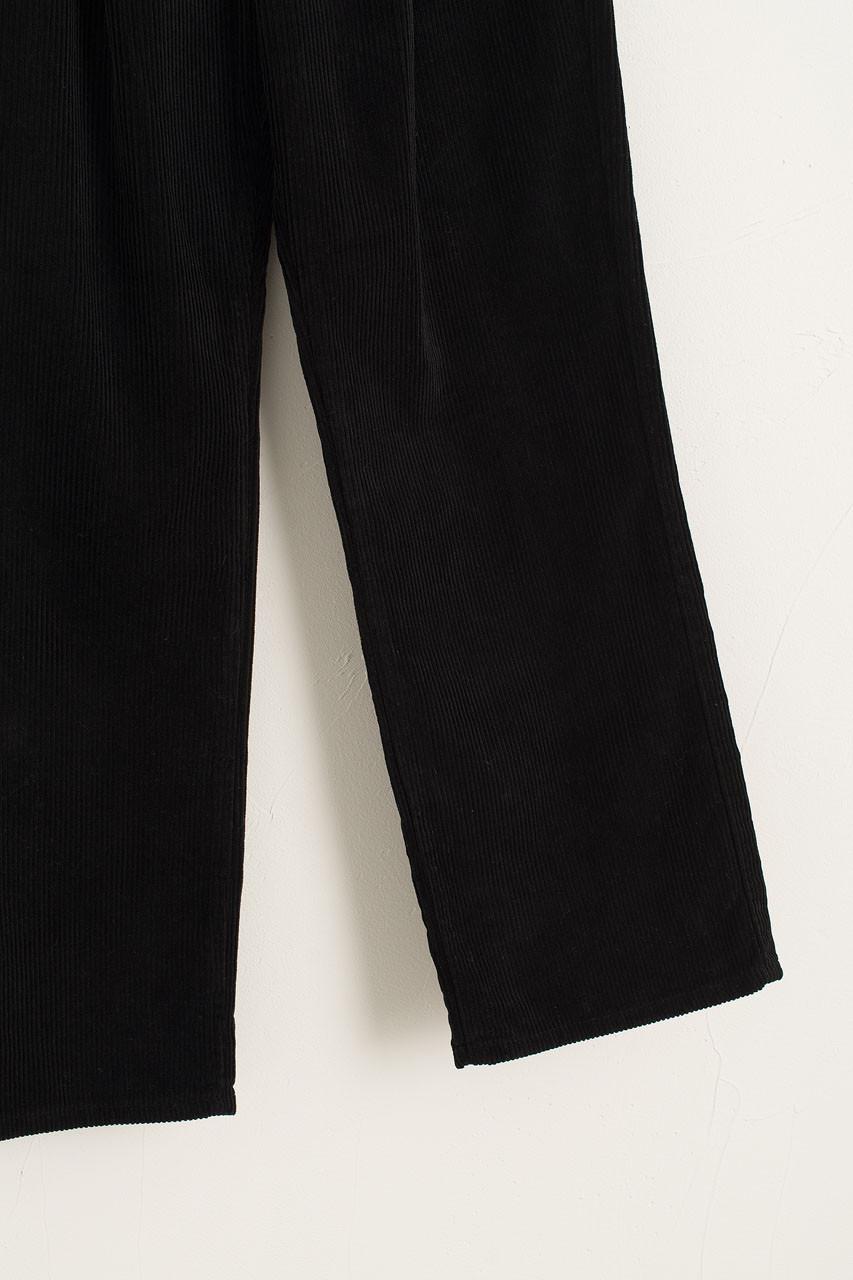 Dana Cord Pants, Black