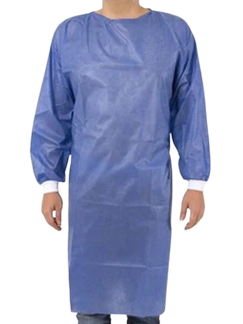 25 Gram Level 2 Disposable Medical Gown (10-Pack)