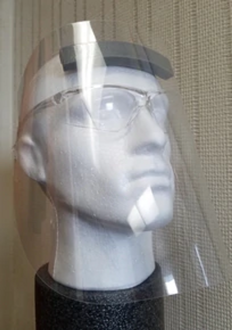 Disposable Face Shields (50 Pack)