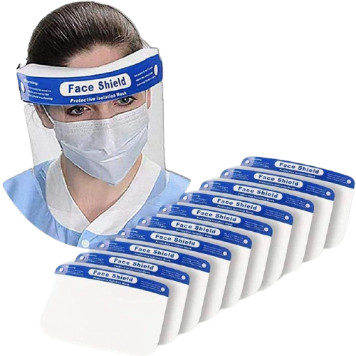Anti-Fog Protective Face Shield -Adult/Child