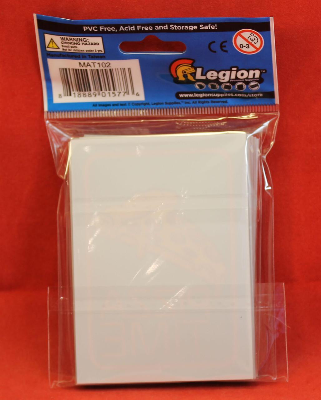 ZooStripe Legion 50 MTG Standard Card Sleeves Deck Protector