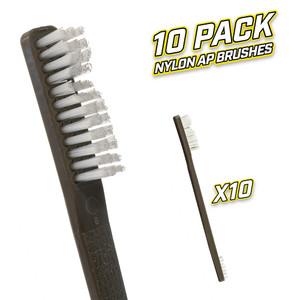 10 Pack Nylon AP Brushes