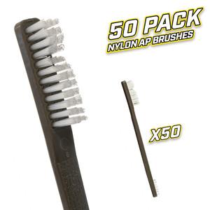 50 Pack Nylon AP Brushes
