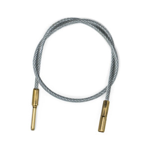"""12"""" Small Cal Cleaning Cable"""