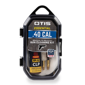 .40 cal Essential Pistol Cleaning Kit