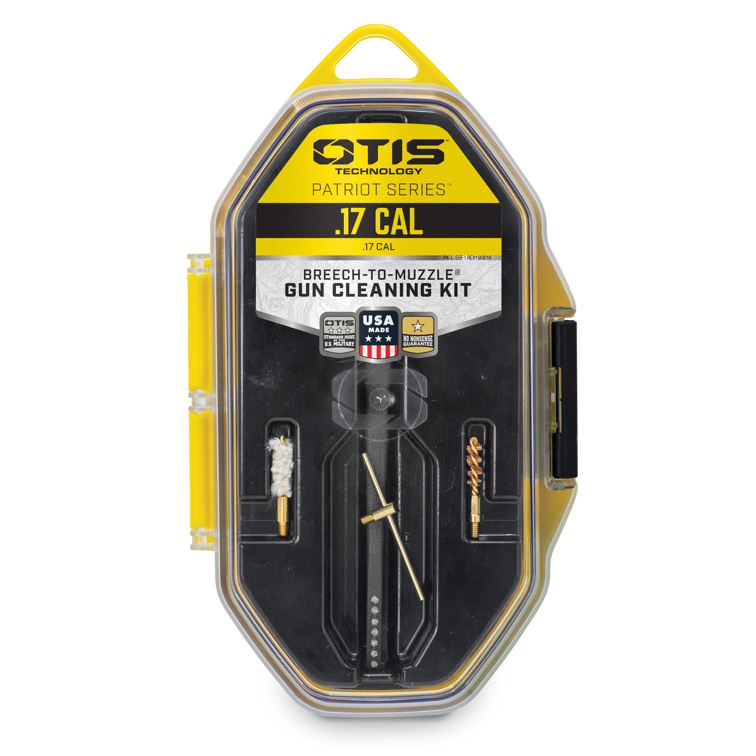 .17 cal Patriot Gun Cleaning Kit