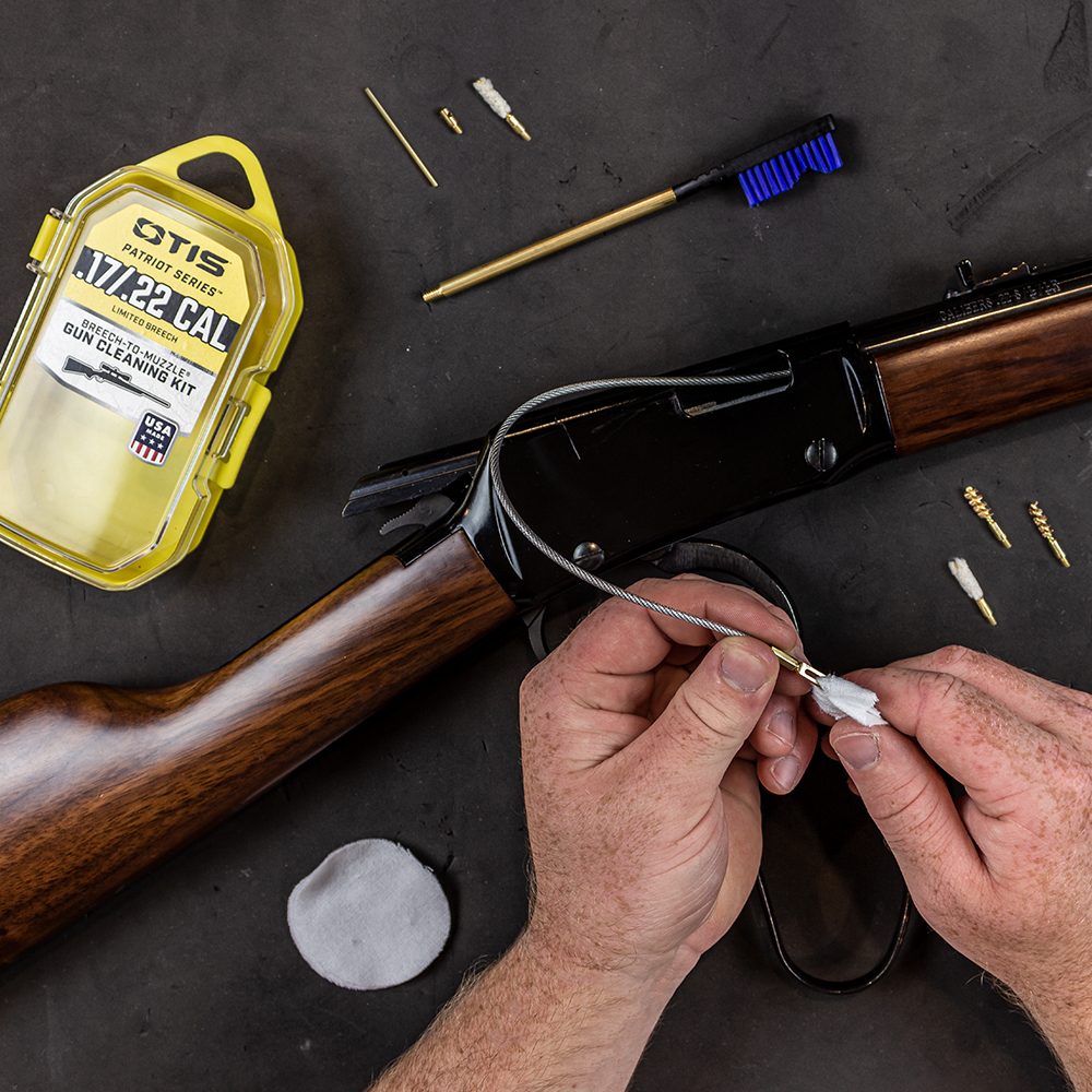 .17/.22 cal Limited Breech Patriot Series® Rifle Cleaning Kit