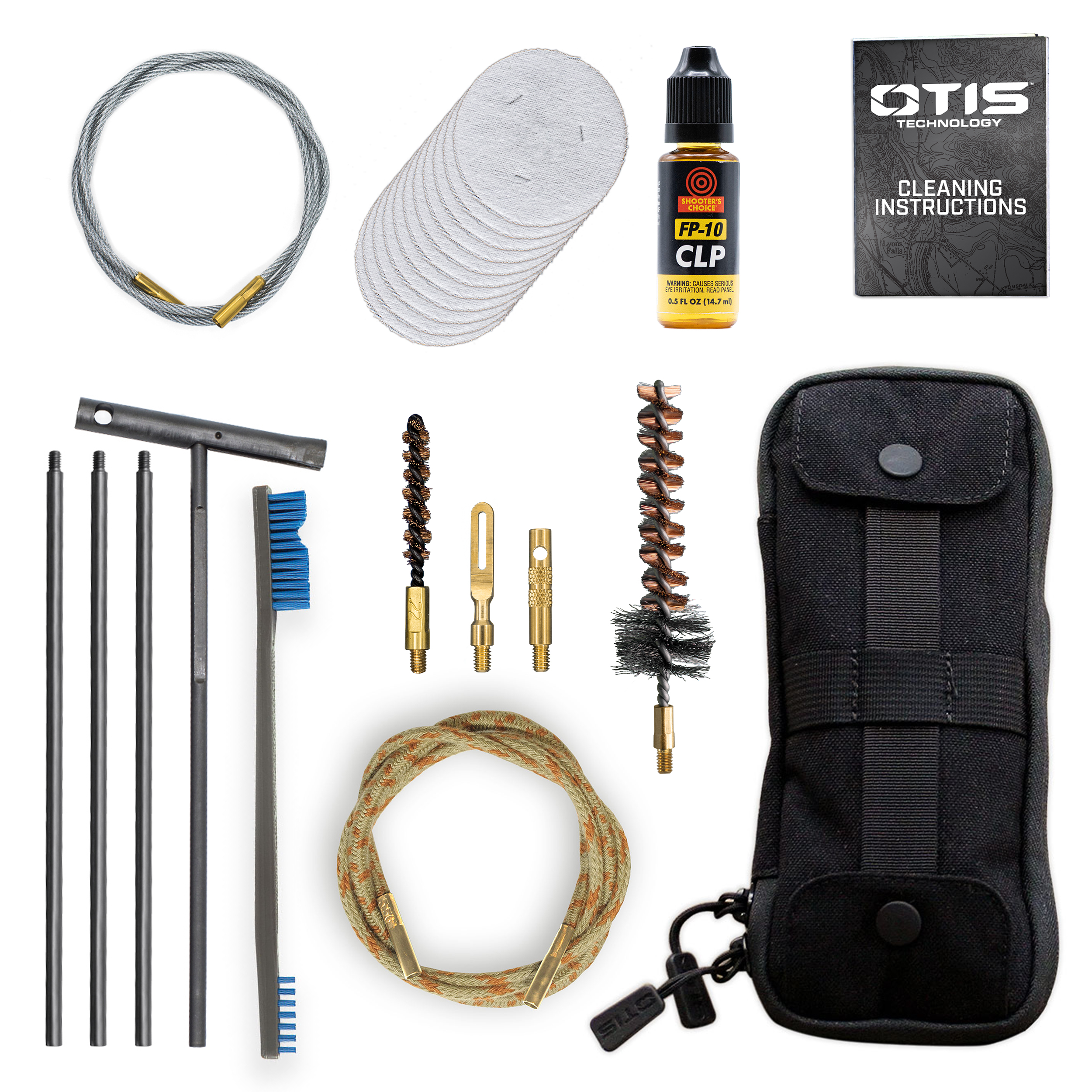 .223cal/5.56mm Defender™ Series  Cleaning Kit