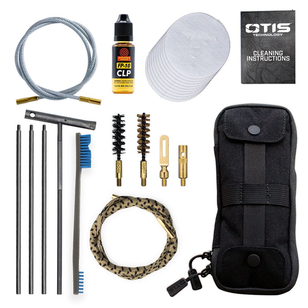 .38 cal/9mm Defender™ Series  Cleaning Kit
