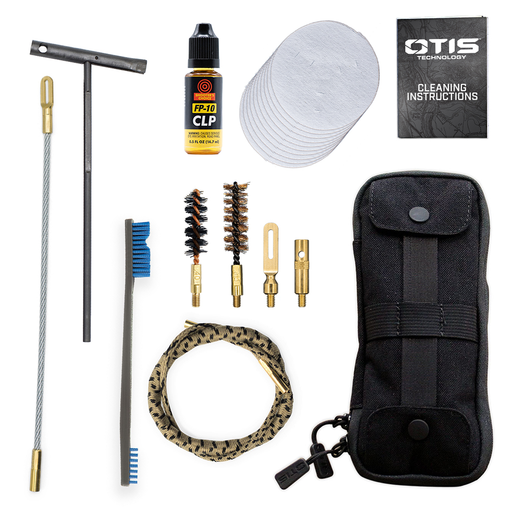 .40 cal Defender™ Series  Cleaning Kit