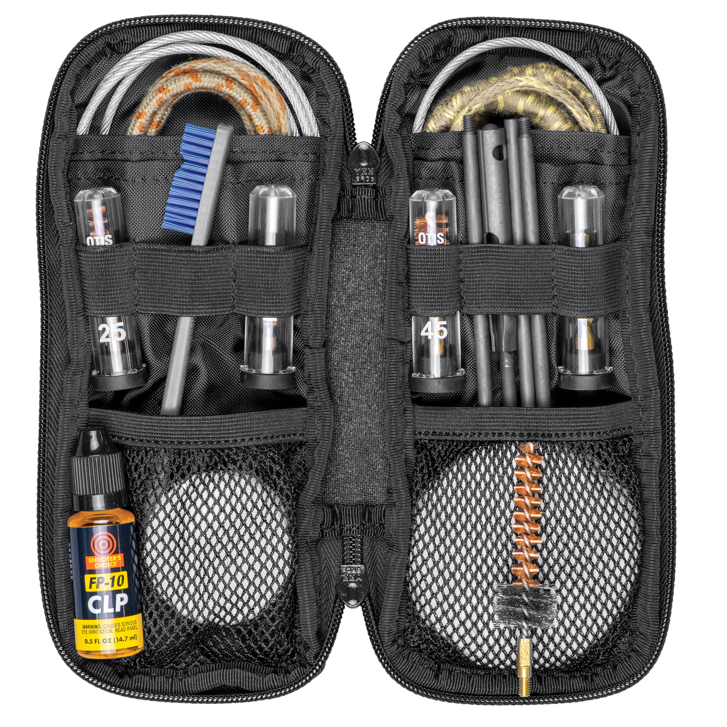 .223cal/.45 cal Defender™ Series  Cleaning Kit