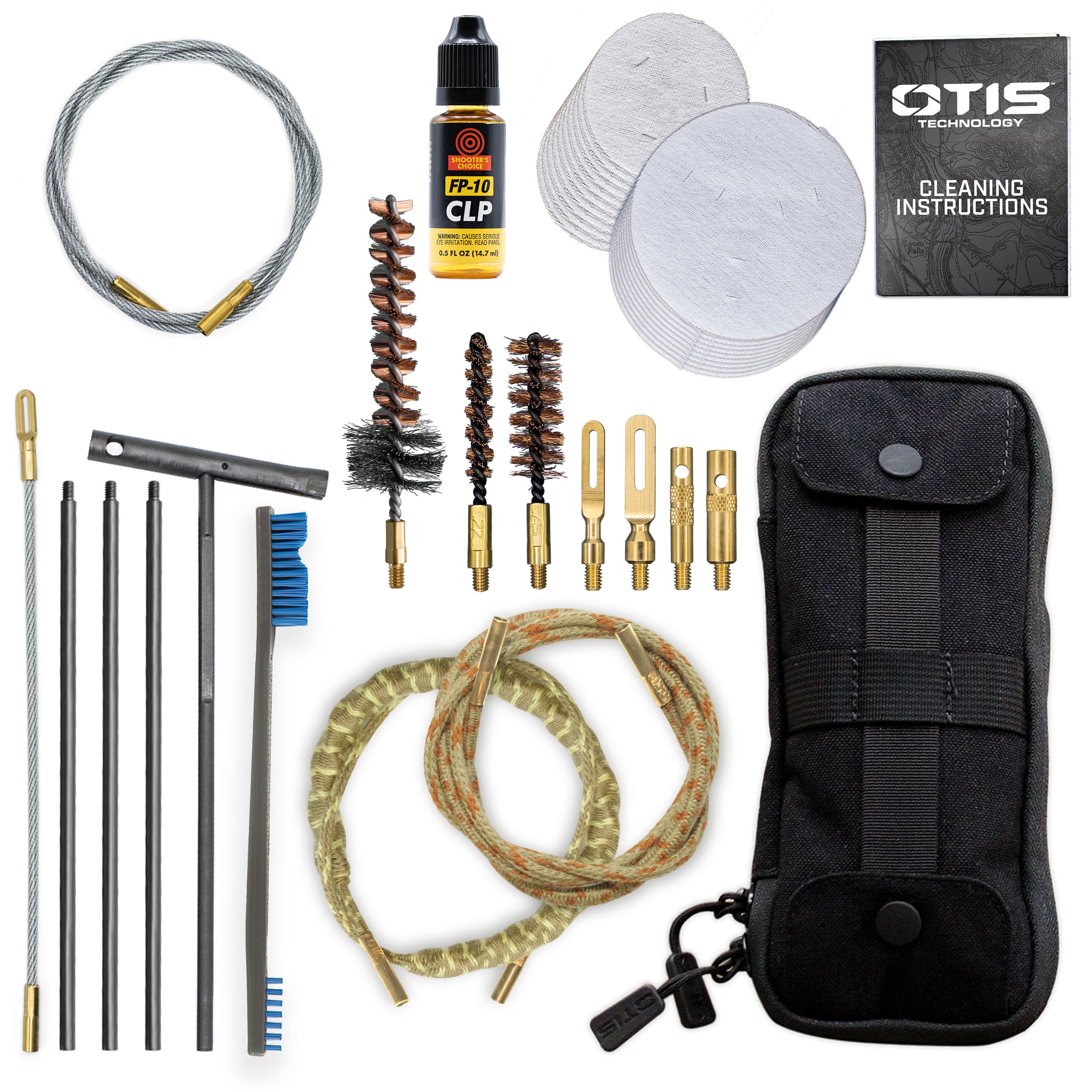 .223cal/.45 cal Defender™ Series  Cleaning Kit