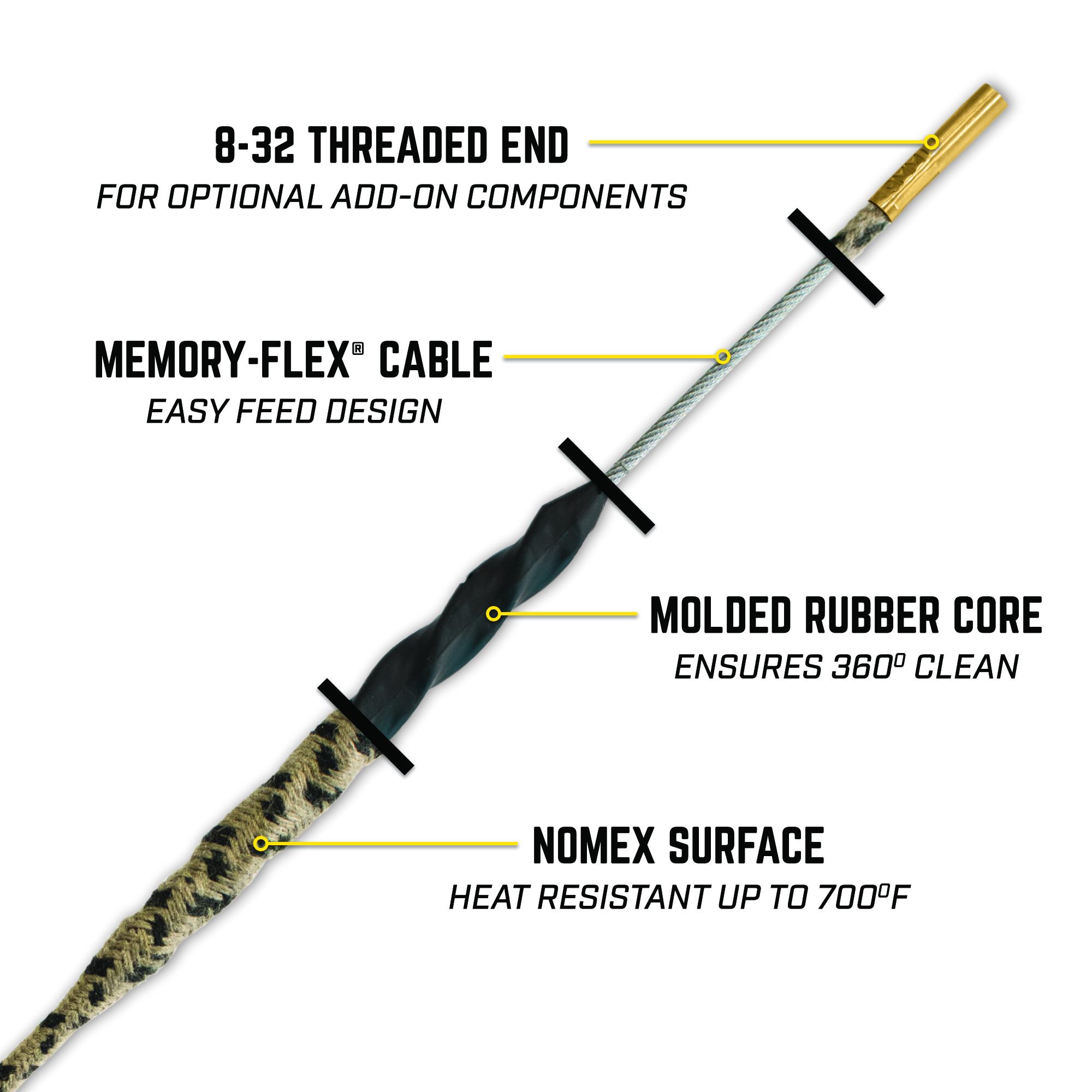 .22 cal Rifle/Pistol Ripcord®