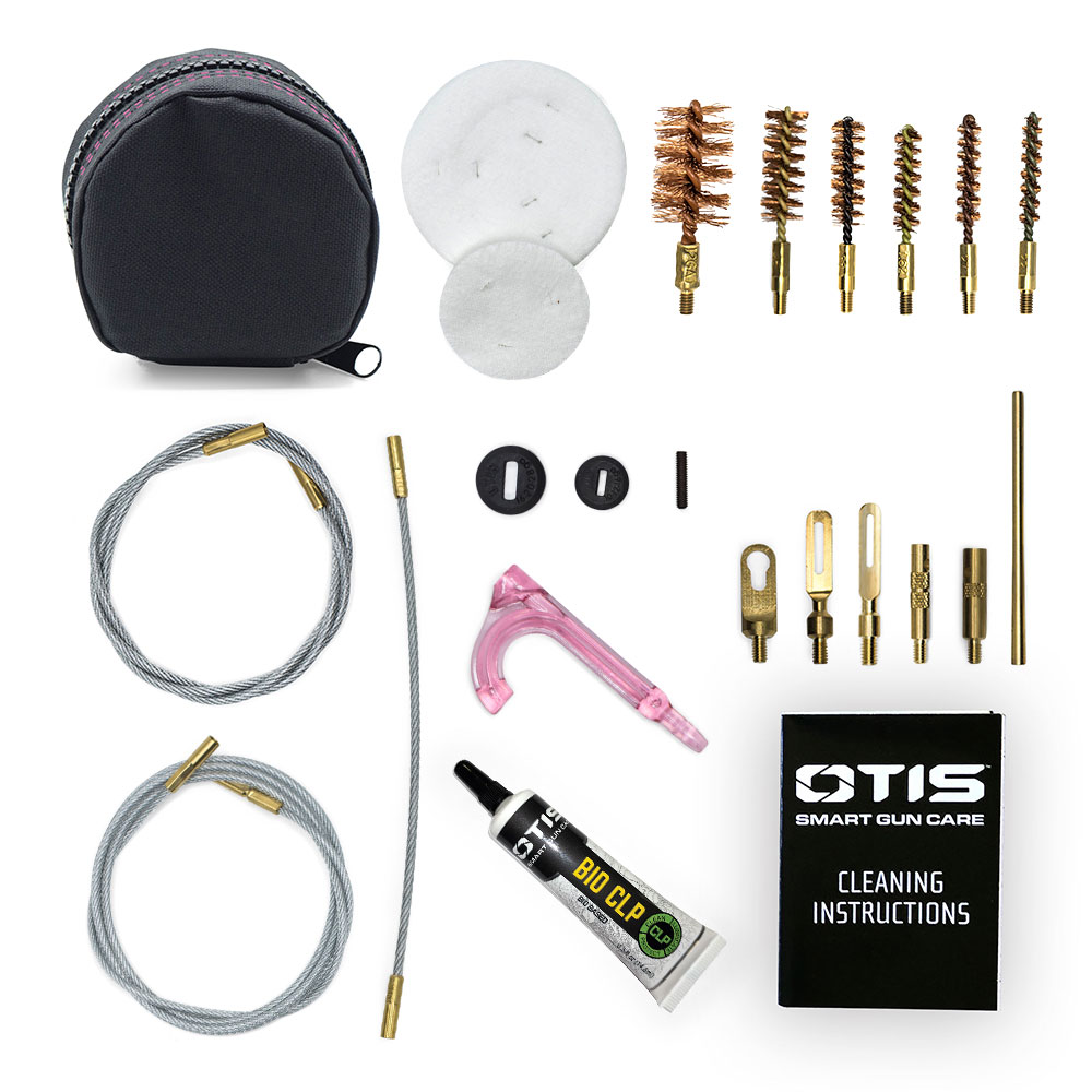 Tactical Pink Cleaning Kit