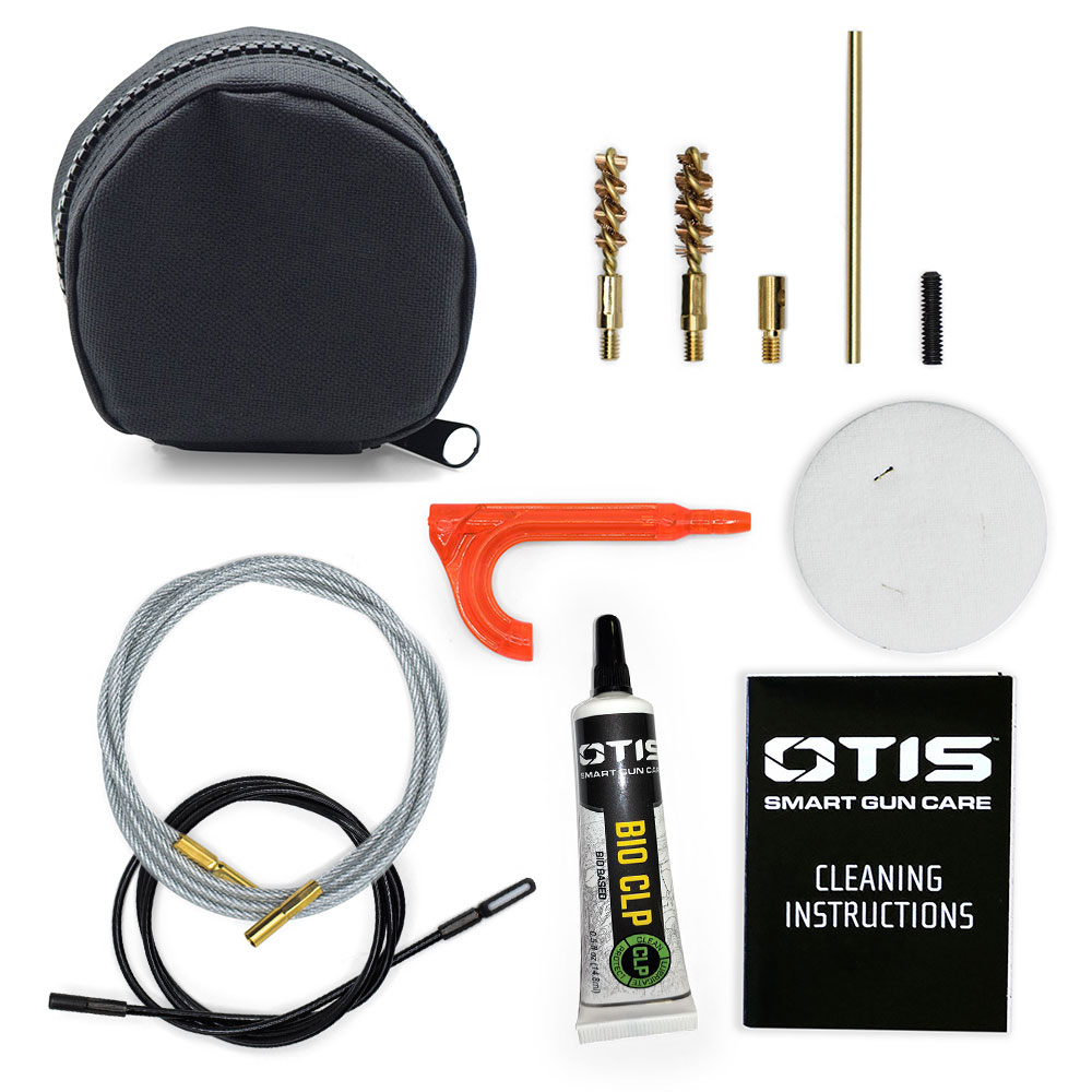 Small Caliber Rifle Cleaning Kit