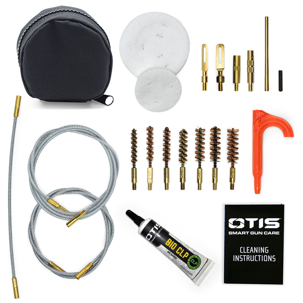 Deluxe Rifle/Pistol Cleaning Kit