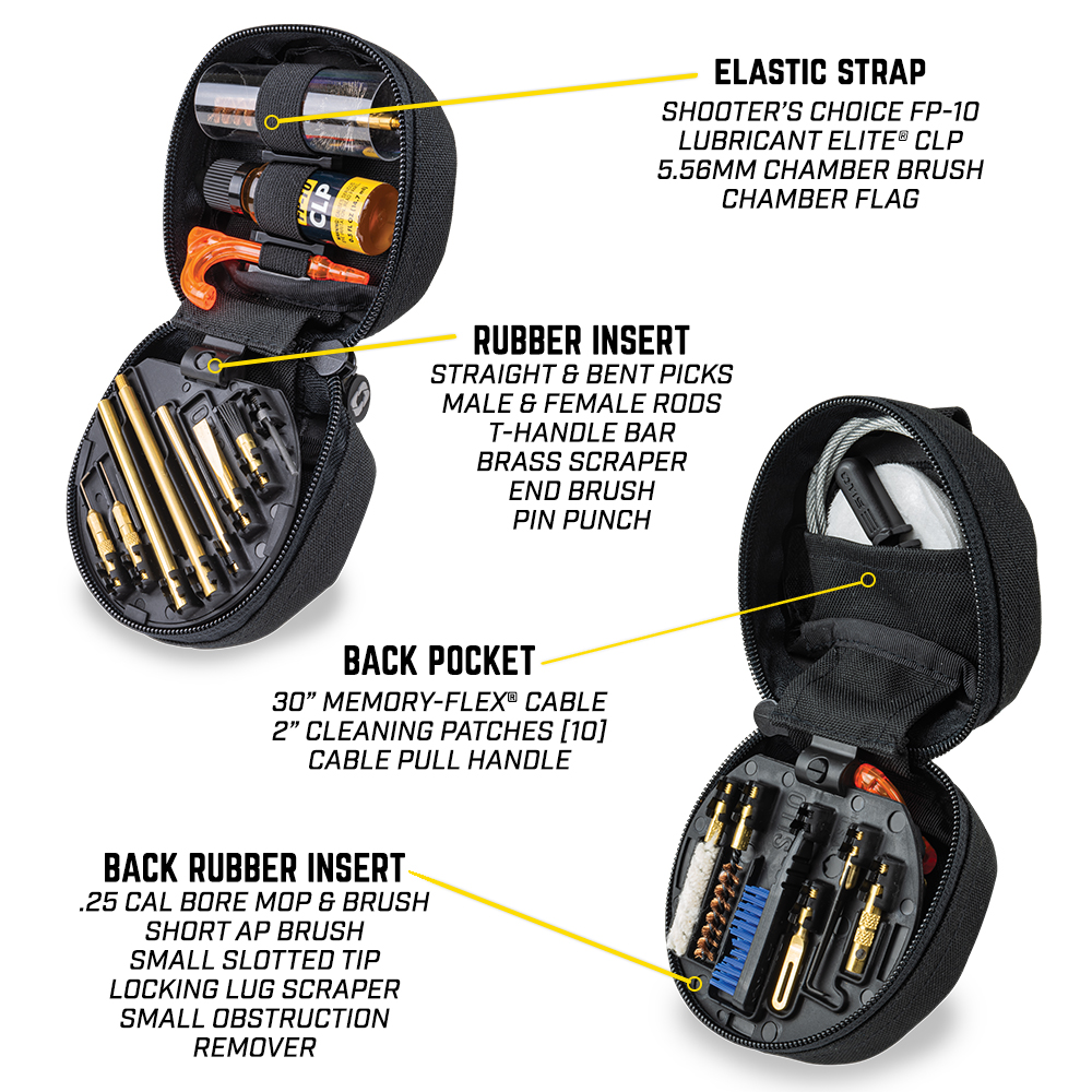 MPSR Cleaning Kit (.223 cal/5.56mm)