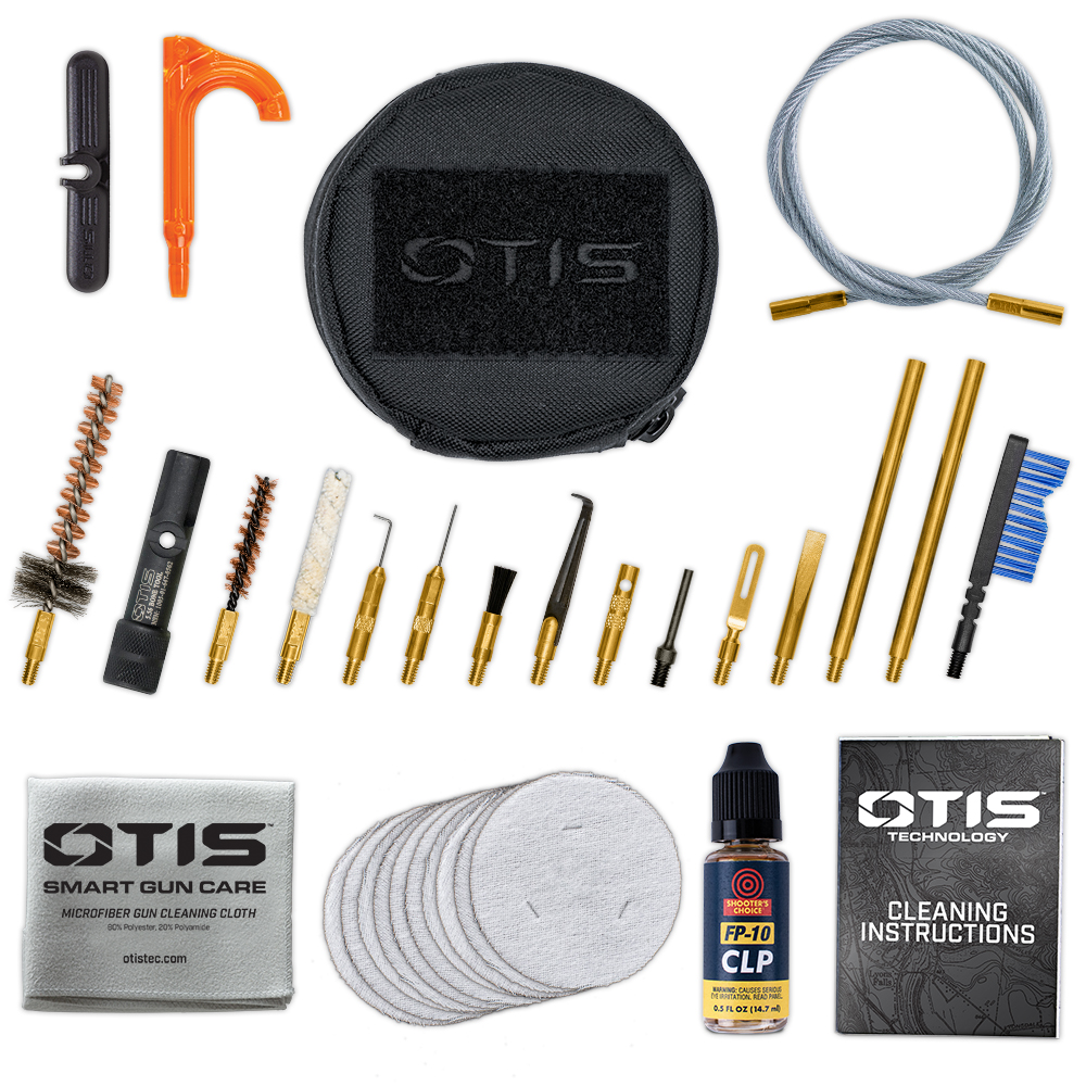 MSR/AR Cleaning Kit (.223 cal/5.56mm)
