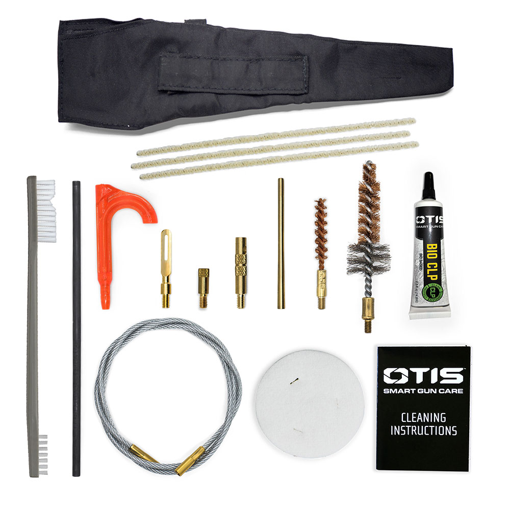 .223 cal/5.56mm Buttstock Cleaning Kit
