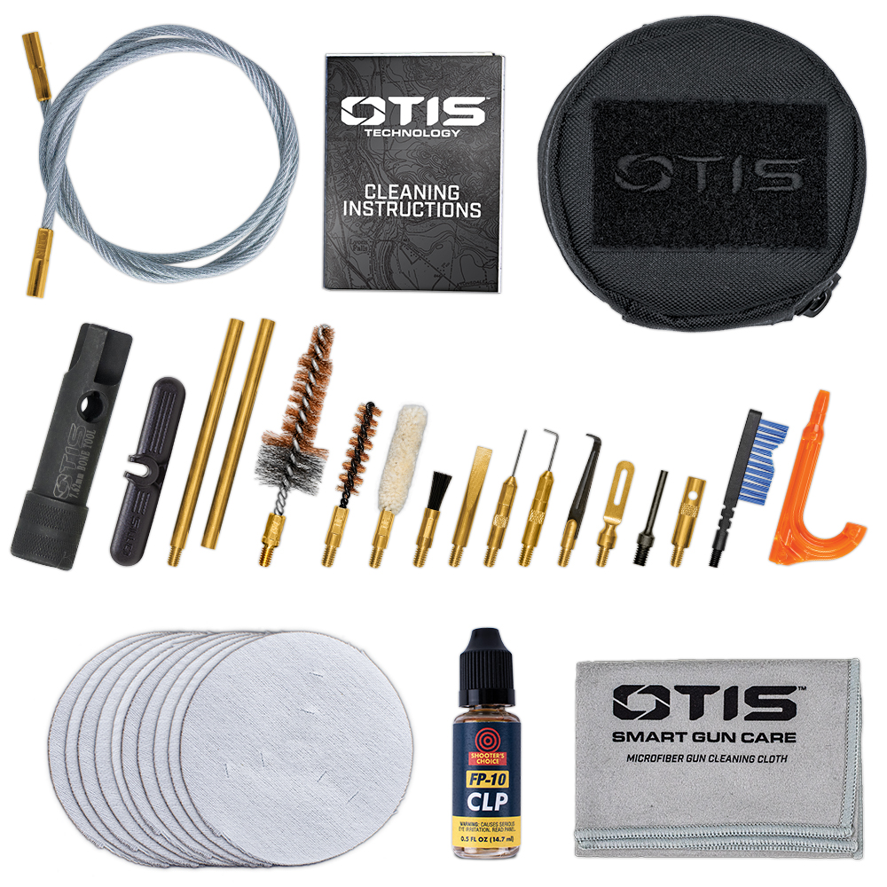 MSR/AR Cleaning Kit (.308 cal/7.62mm)