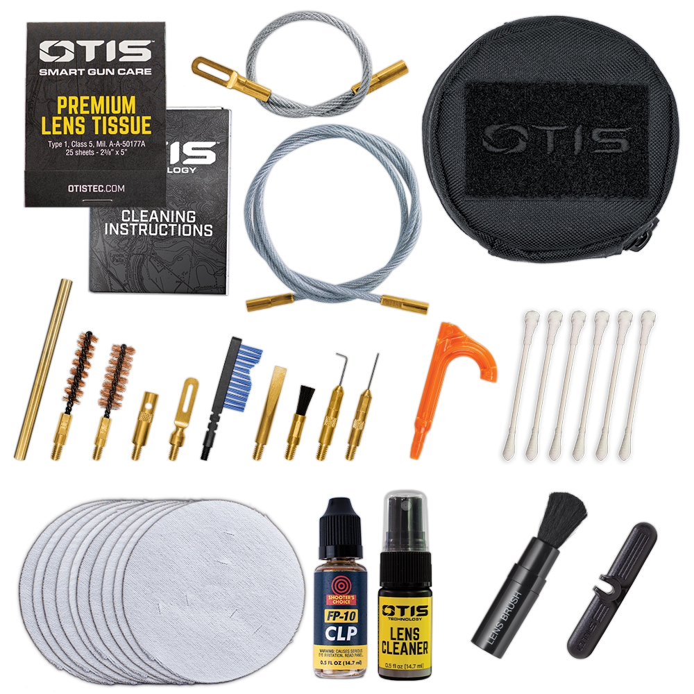 Professional Rifle Cleaning Kit