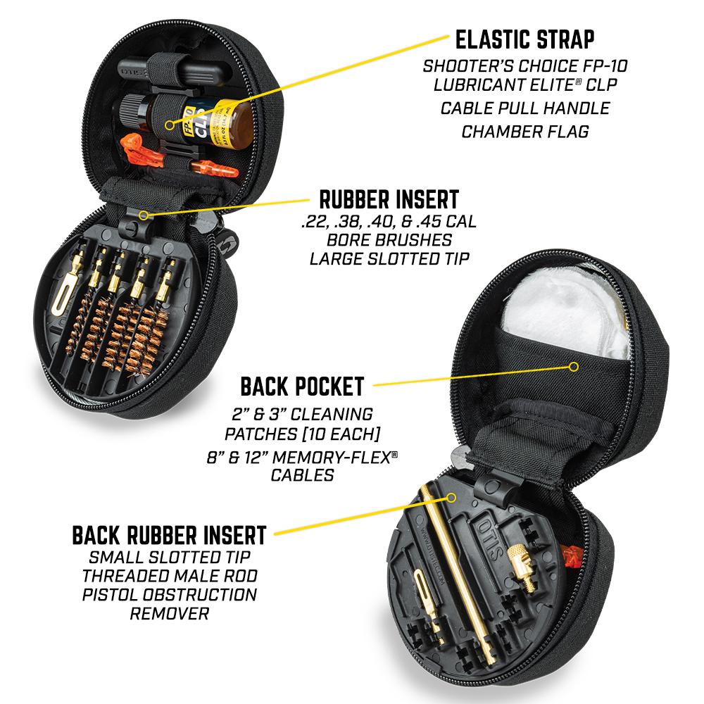 Universal Pistol Cleaning Kit
