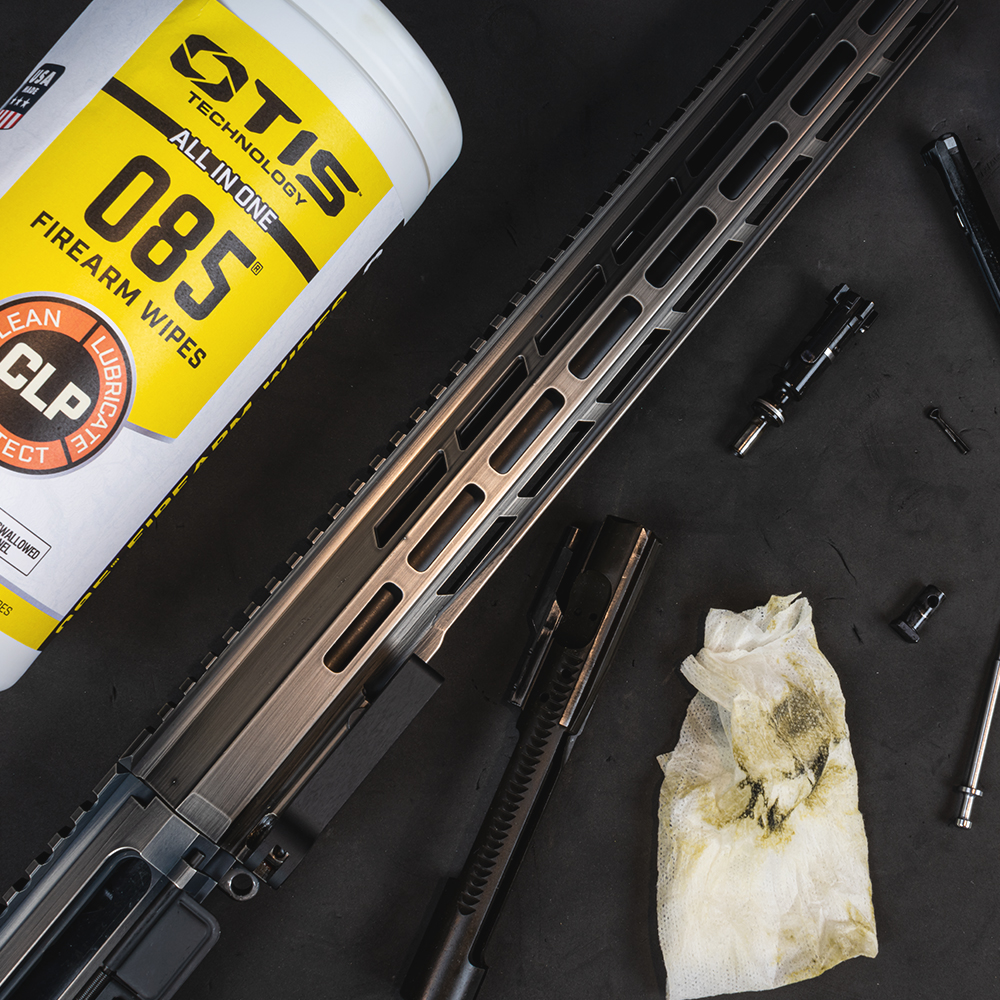 O85® CLP Wipes Canister