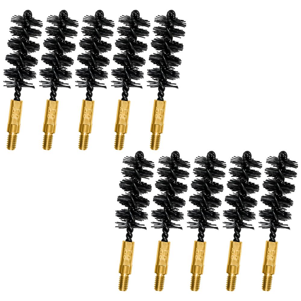 .50 cal Nylon Bore Brushes 10 Pack