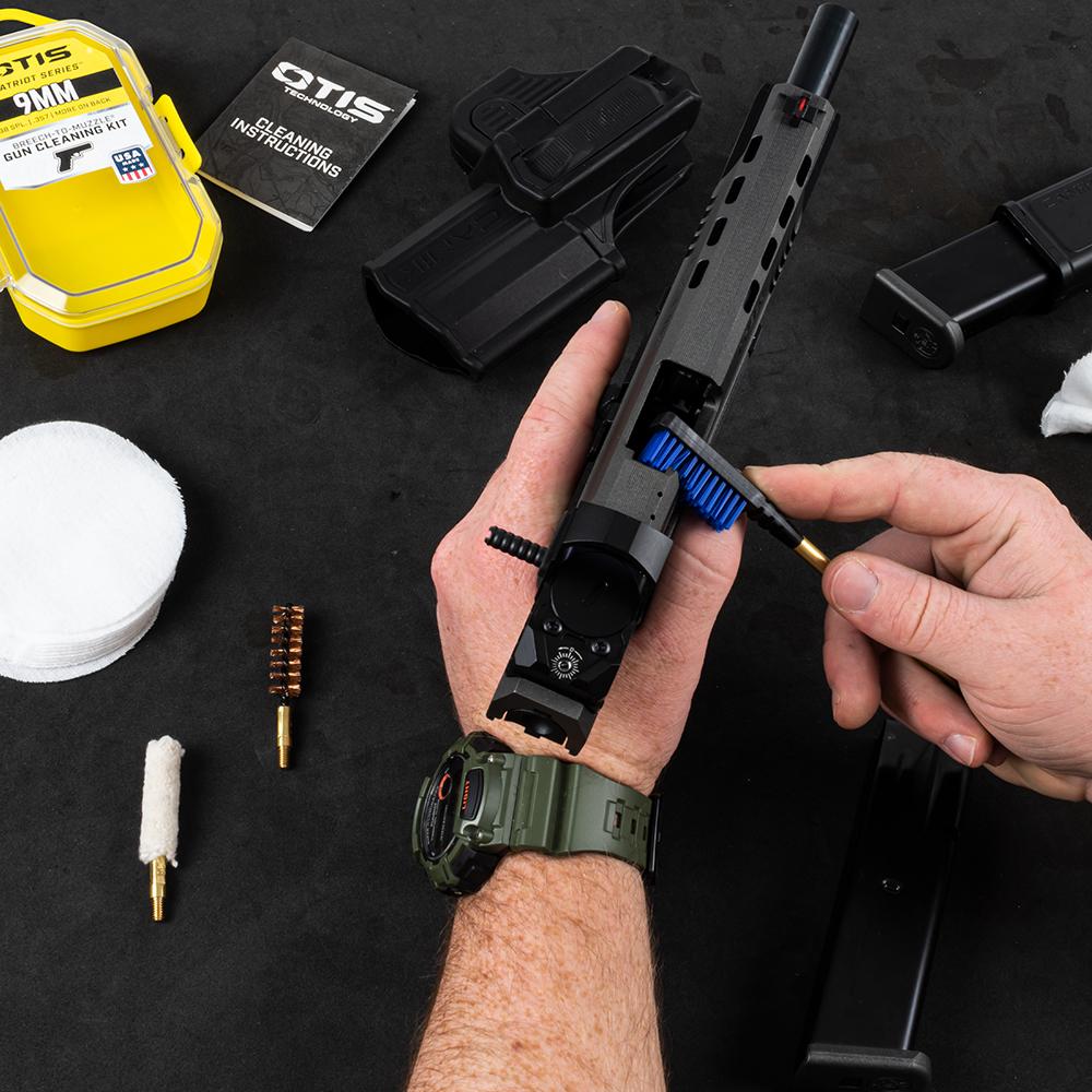 9mm Patriot Series® Pistol Cleaning Kit