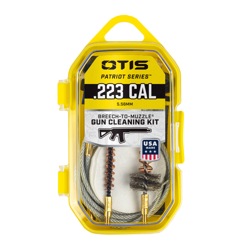 .223 cal Patriot Series® Rifle Cleaning Kit