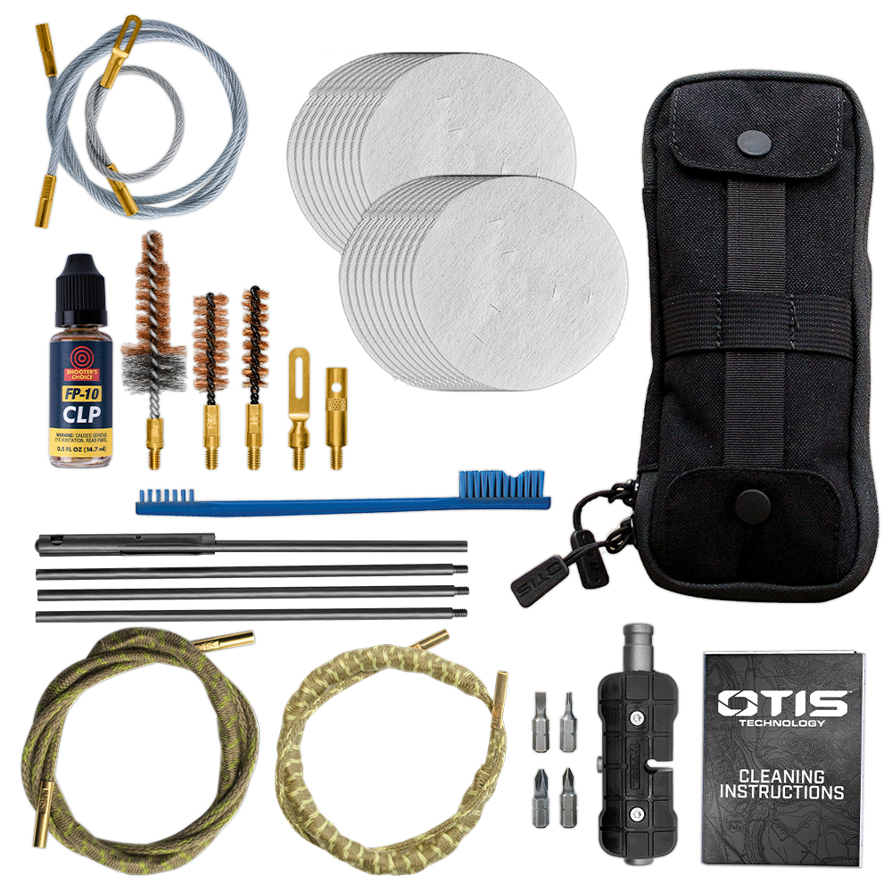 7.62mm/.45 cal Lawman Series Cleaning Kit