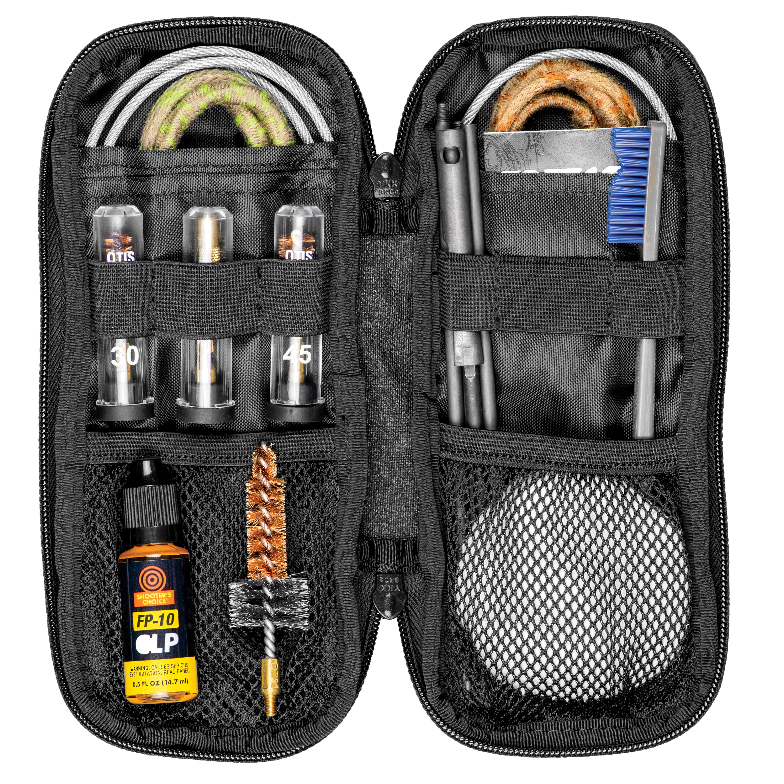 7.62mm/.45 cal Defender™ Series  Cleaning Kit