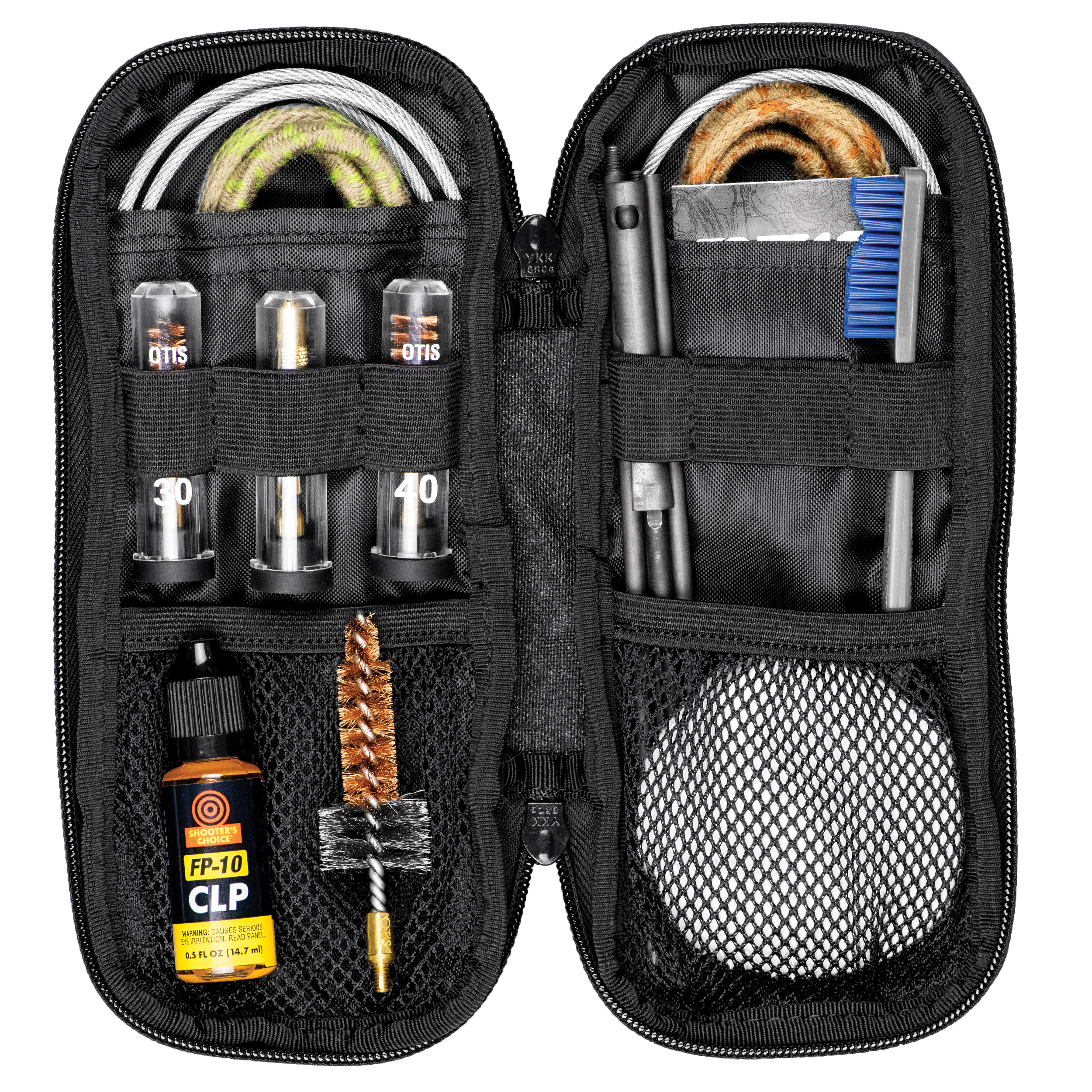 7.62mm/.40 cal Defender™ Series  Cleaning Kit