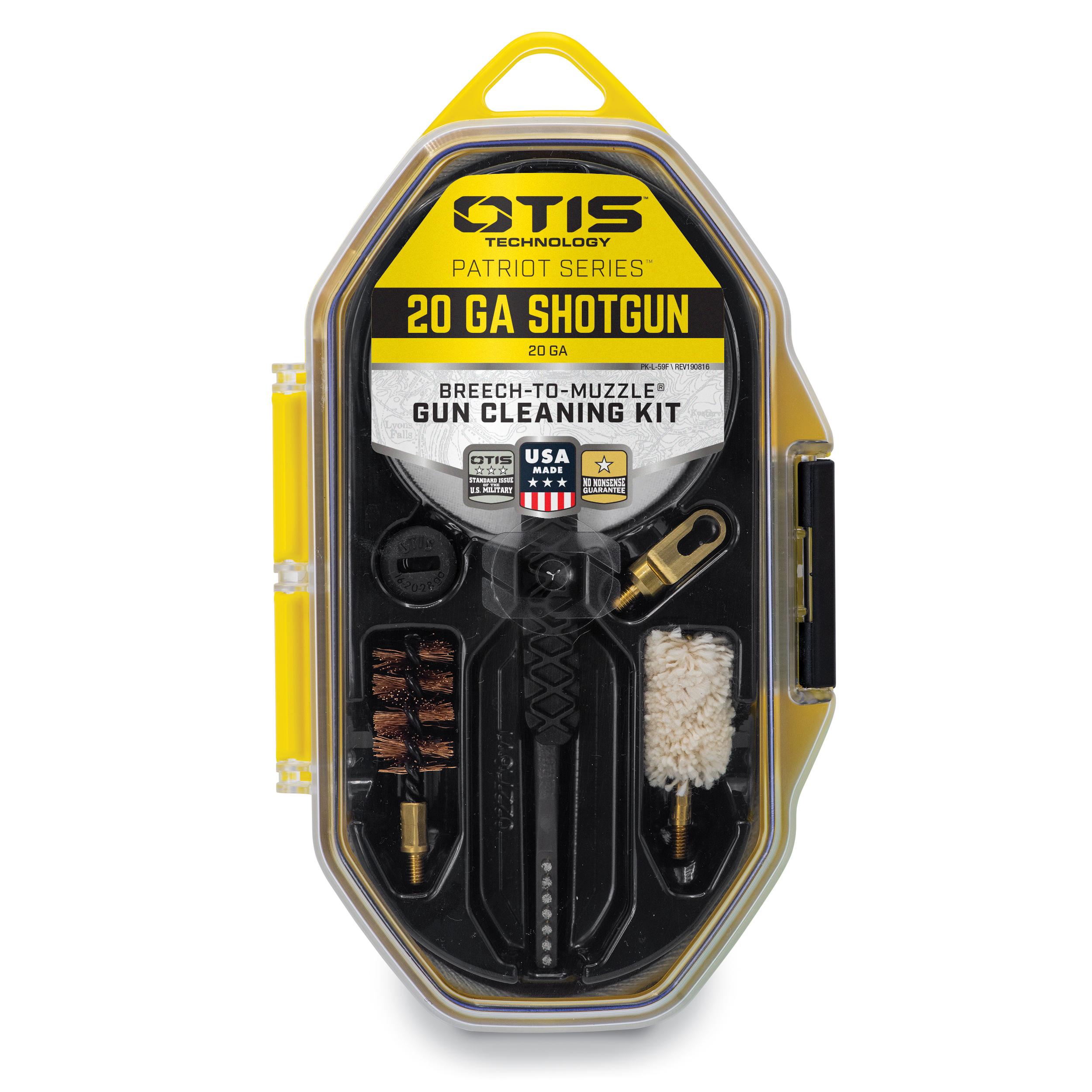 20 Ga. Patriot Series® Shotgun Cleaning Kit