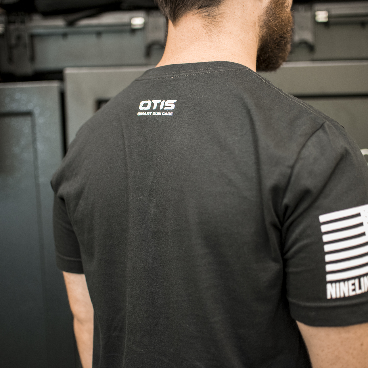 Otis Nine Line Plink T-Shirt