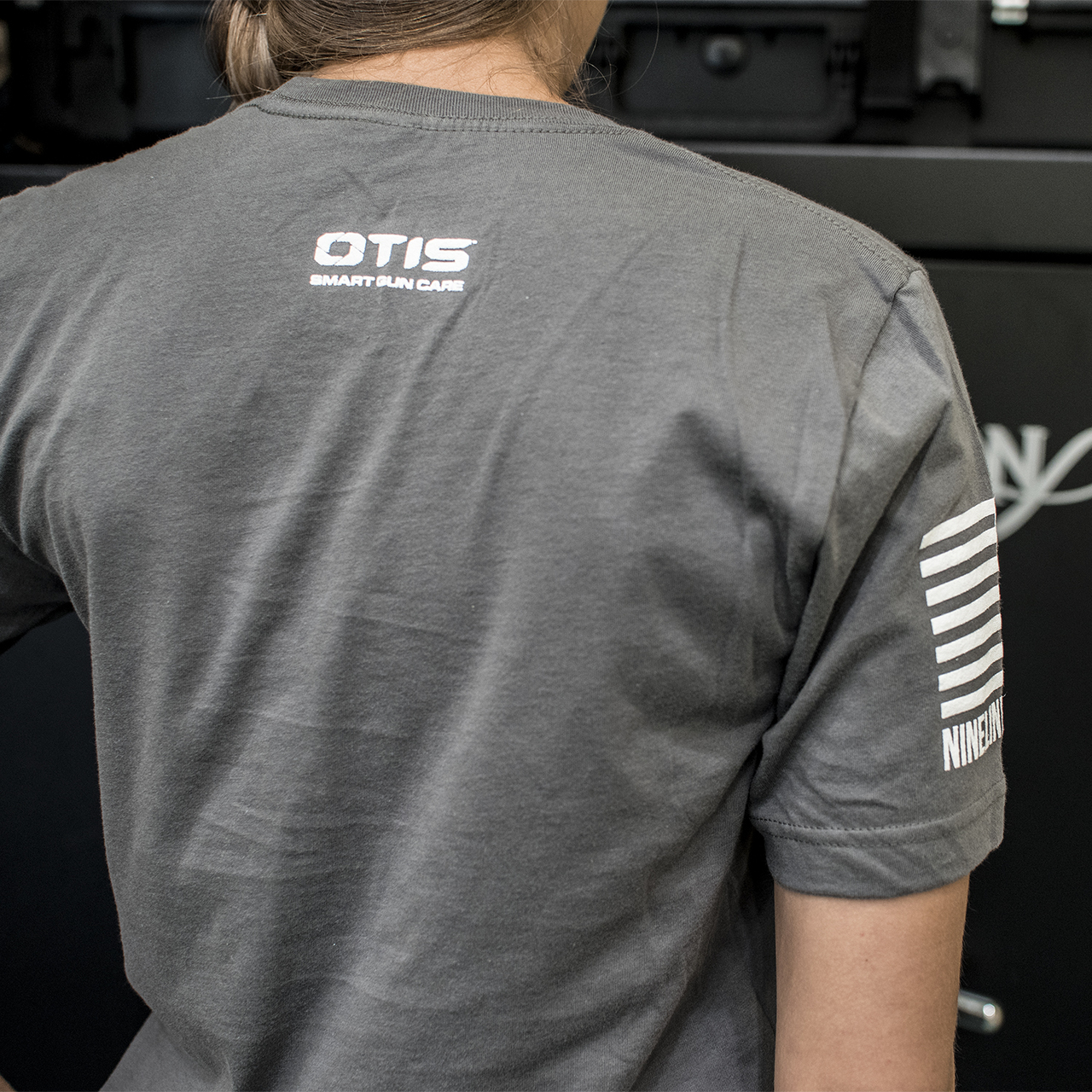 "Otis Nine Line ""O"" T-Shirt"