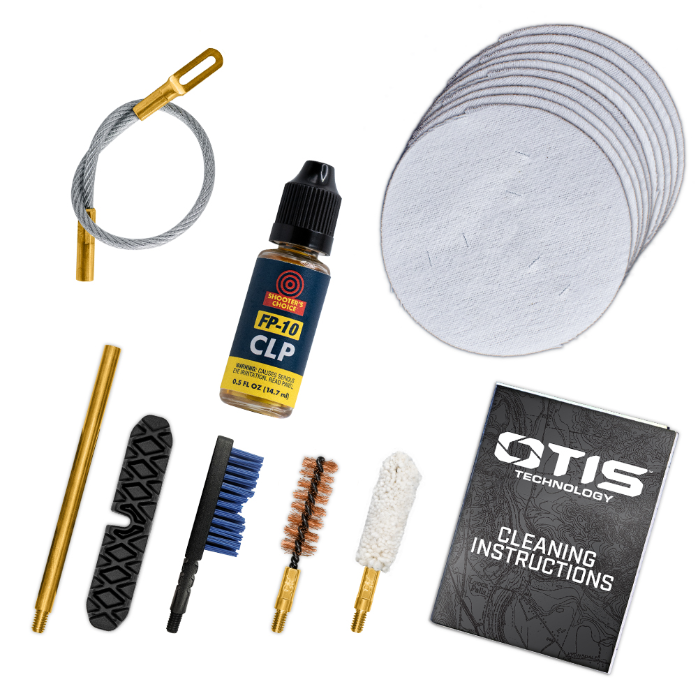 .45 cal Essential Pistol Cleaning Kit