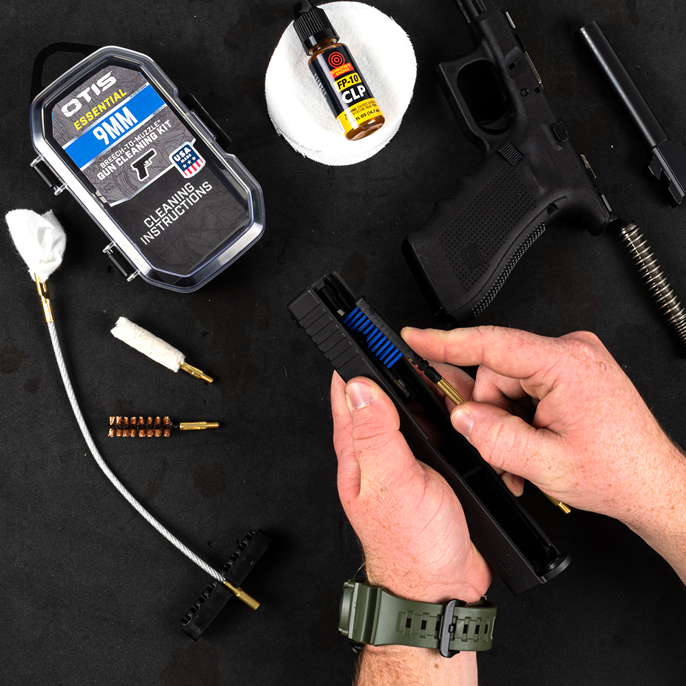9mm Essential Pistol Cleaning Kit