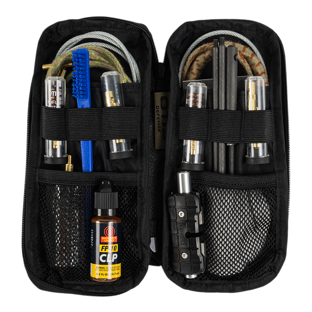7.62mm/.40 cal Lawman Series Cleaning Kit