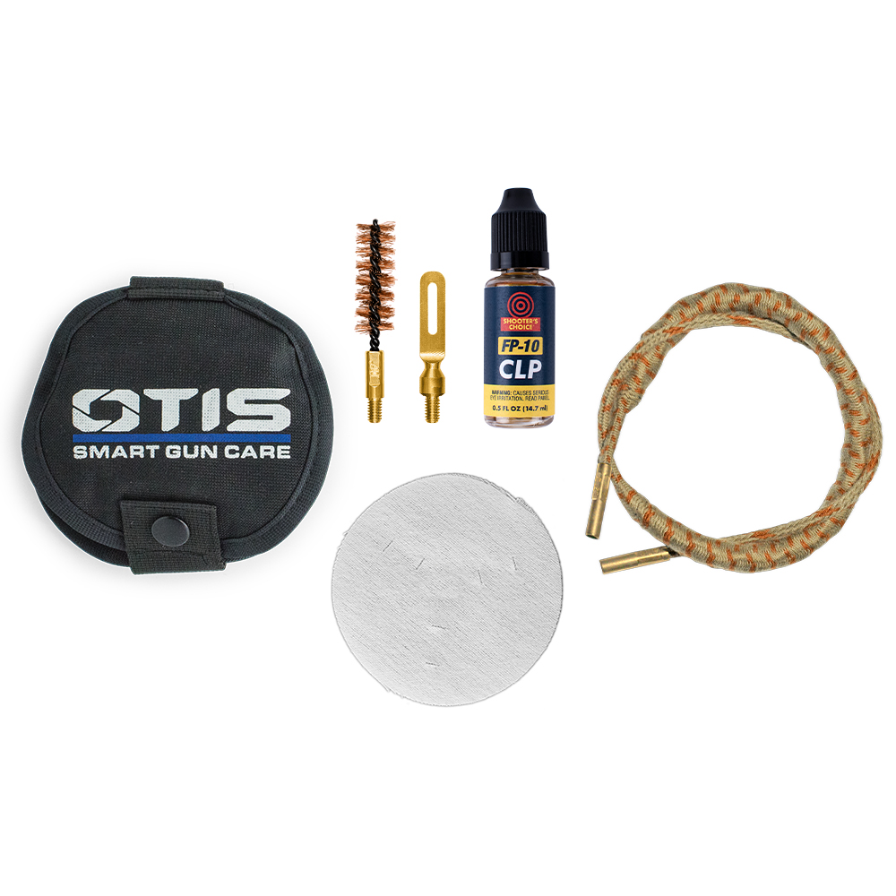 .40 cal Thin Blue Line Cleaning Kit