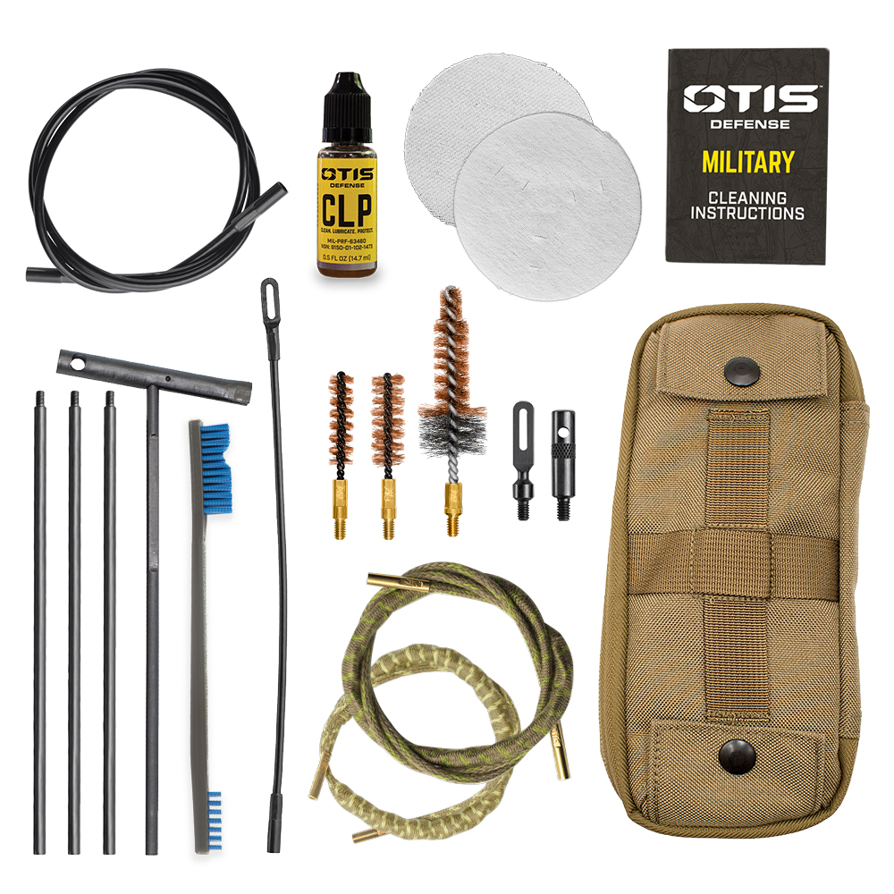7.62mm/.45 cal I-MOD® Cleaning Kit