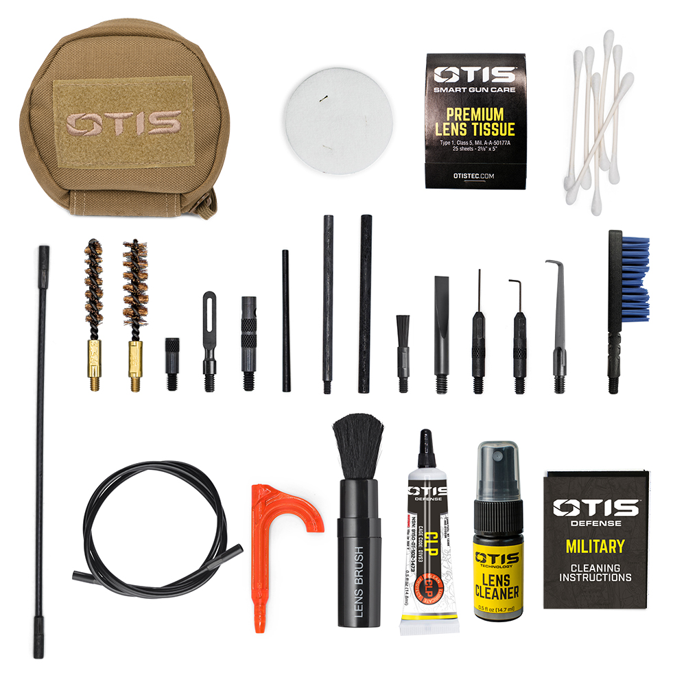 M4/M16 Soft Pack Cleaning Kit