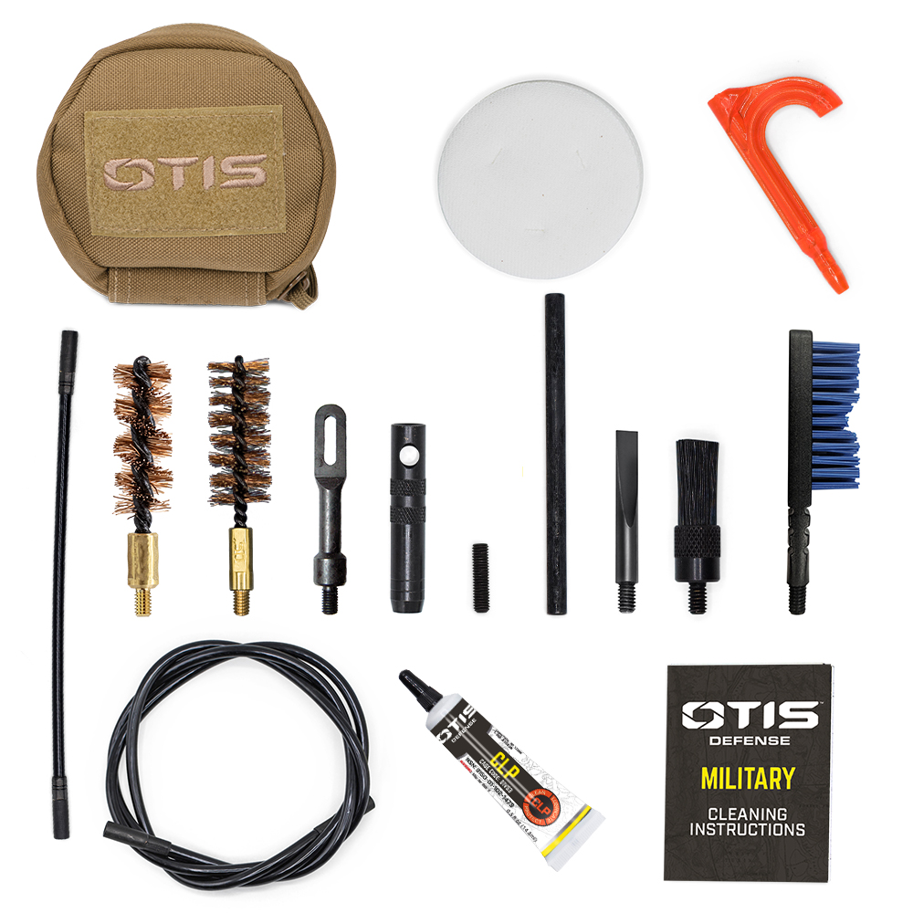 M2/M82A3/.50 cal Rifle Cleaning Kit