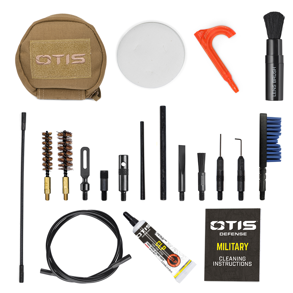 7.62mm Rifle Cleaning Kit