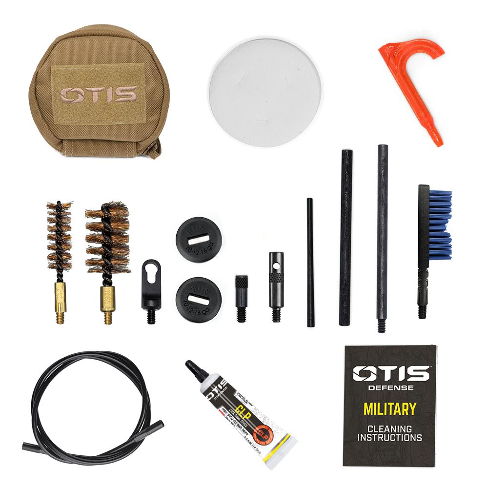 12 Gauge Combat Shotgun Cleaning Kit